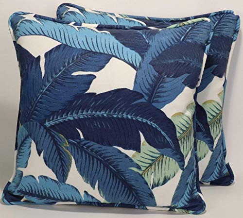 """Amazon.com: A set of 8 8"""" Tommy Bahama Outdoor Fabric Swaying"""