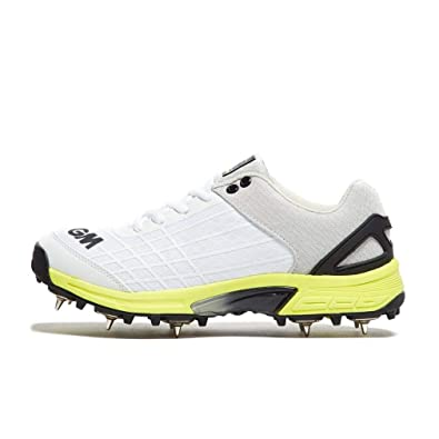 Gunn /& Moore Original Spike Junior Cricket Shoes UK6 White