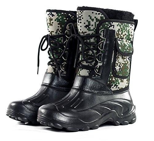 Camo Scarpa Alta Stringata Uomo da Woodland Stivali AgeeMi Lavoro Shoes zOqvBvA