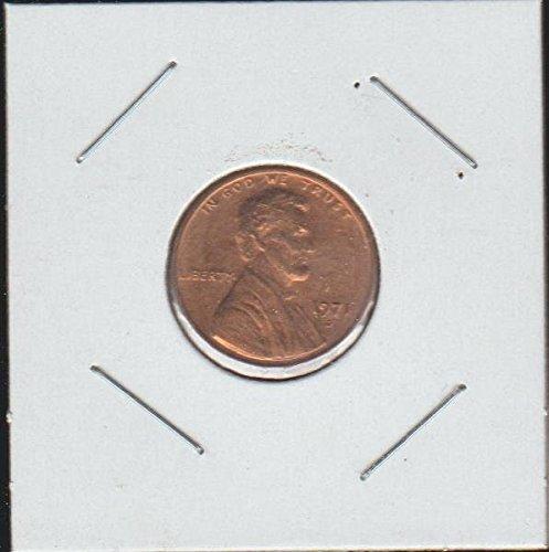 - 1971 D Lincoln Memorial (1959-2008) Penny Gem Uncirculated US Mint