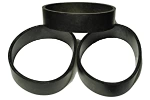 Hoover Canister Power Nozzle Belt, Number on belt 38528-011 Fits: all Hoover Power Nozzles, 3 belts in pack