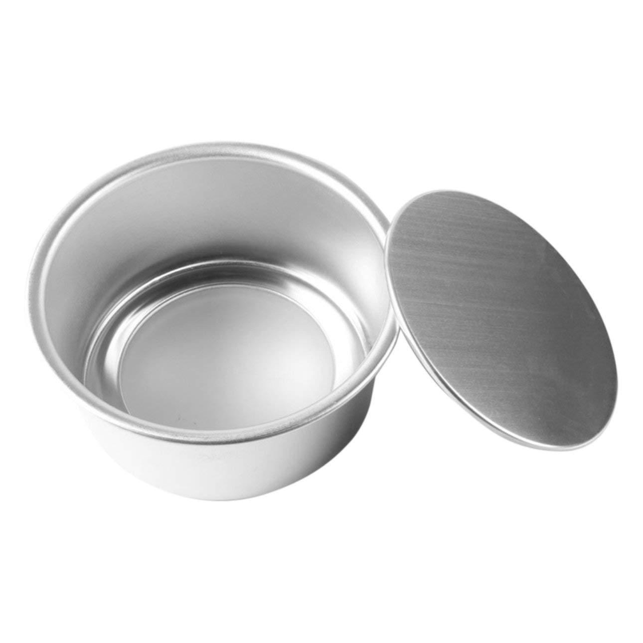 Ballylelly Alliage D'aluminium Ronde 8 Pouce Moule À Cake Outil De Gâteau Outil De Cuisson Moule À Cuire Pan Bakeware Outil Cuisine Accessoires
