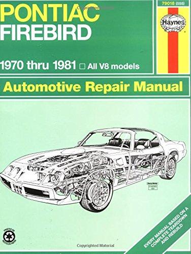 pontiac firebird manual - 3