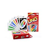 TOYS_AND_GAMES  Amazon, модель Mattel Games UNO Card Game, артикул B00004TZY8