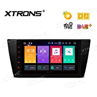 XTRONS 9 Android 8.0 Octa Core DDR3 4G RAM 32G ROM HD Digital Multi-touch Screen OBD2 DVR Car Stereo Player Tire Pressure Monitoring Wifi OBD2 NO-DVD for BMW E90/E91/E92 325 328