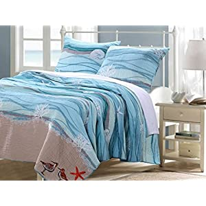514tHgC2ZjL._SS300_ 200+ Coastal Bedding Sets and Beach Bedding Sets