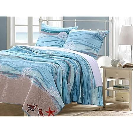 514tHgC2ZjL._SS450_ Kids Beach Bedding & Coastal Kids Bedding