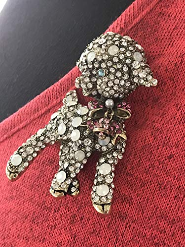 Heidi Daus Mairzy Doats Pavé Crystal Cutest Little Thing You'll See, Grab IT!!! by Heidi Daus (Image #2)