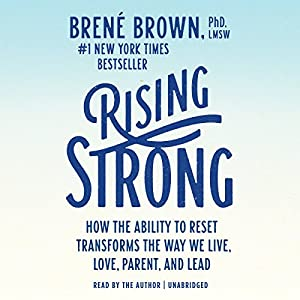 Rising Strong Hörbuch