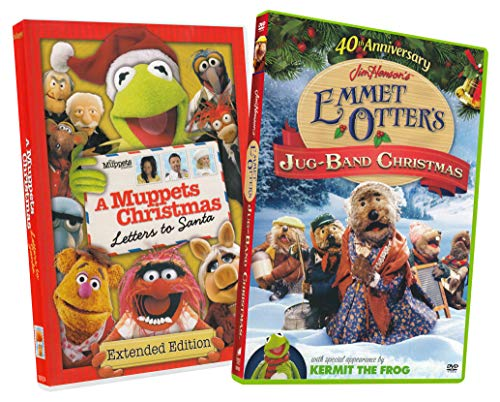 A Muppets Christmas: Letters to Santa (Extended Edition) / Emmet Otters Jug-Band Christmas (40th Anniversary) (2-pack)