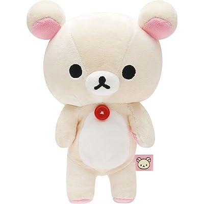 San-x Rilakkuma Plush doll S (Korilakkuma): Toys & Games