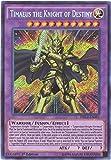 Yu-Gi-Oh! - Timaeus the Knight of Destiny (DRL2-EN001) - Dragons of Legend 2 - 1st Edition - Secret Rare