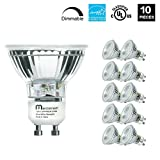 LED GU10 Spotlight Light Bulbs, 50 Watt Equivalent, 5.5W...