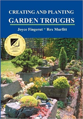 Creating and Planting Garden Troughs