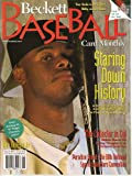 img - for BECKETT Baseball Card Monthly August 1997, Issue #149 (Staring Down History; Ken Griffey Jr.) book / textbook / text book