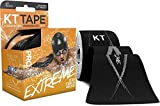 KT Tape PRO Extreme (Max Strength/Waterproof) Therapeutic Elastic Kinesiology Tape Rolls (2 Pack)