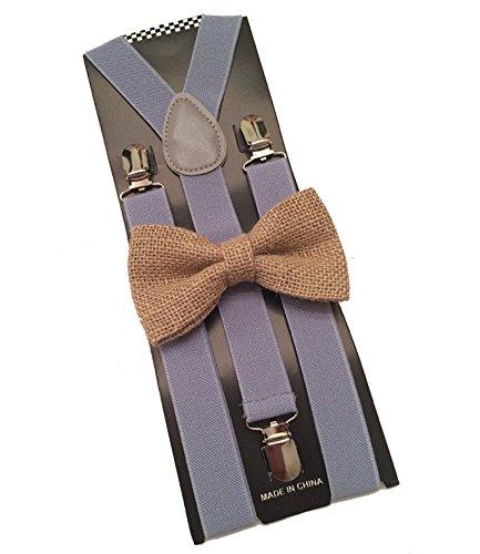 Hemp-Bow-ties-and-gray-suspenders-Combo-Mens