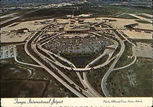 Tampa International Airport Tampa, Florida Original Vintage ()