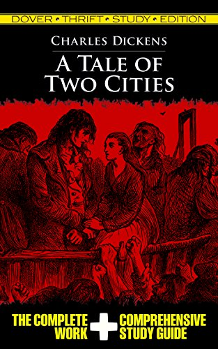 A Tale of Two Cities Thrift Study Edition (Dover Thrift Study Edition)