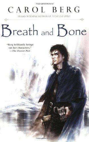 book cover of Breath and Bone