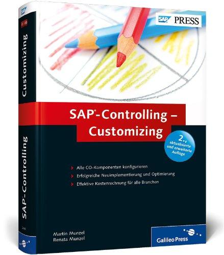 SAP-Controlling - Customizing: SAP CO erfolgreich anpassen und konfigurieren (SAP PRESS)