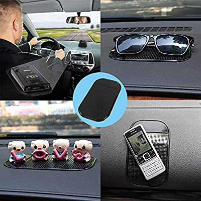 Car Rear View Mirror Film- Anti-Glare Anti-Fog Anti-Scratch anti-mist Anti- rainwater- HD Clear Protective Sticker for Car Mirrors and Side Windows - Driving safely in bad conditions -(4+7Pack): Automotive
