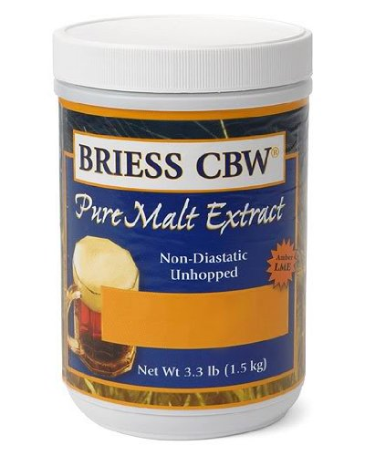 Briess CBW Porter (3.3 lb) Liquid Malt Extract