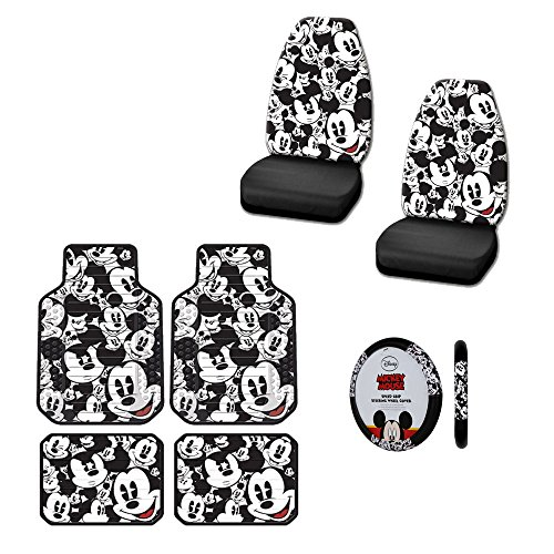 7 piece seat covers for cars - 8