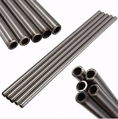304 Stainless Steel Capillary Tube OD 8mm x 6mm ID Length 250mm Metal PartI9H