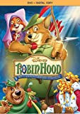Robin Hood-40th Anniversary Edition (DVD + Digital Copy)