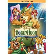 Robin Hood-40th Anniversary Edition (DVD + Digital Copy)