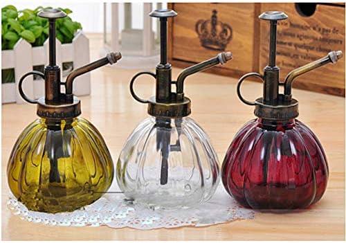 Dancui - Botella de agua decorativa de cristal con bomba de agua ...