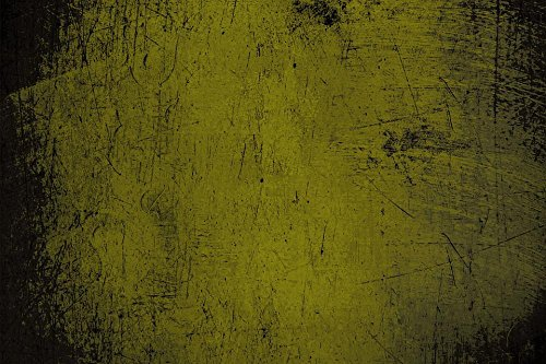 Gifts Delight Laminated 36x24 inches Poster: Texture Green Yellow Dark Wallpaper Background Gradient Printable Colors Metal Grunge ()