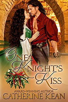 One Knights Kiss Medieval Romance ebook product image