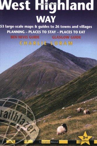 West Highland Way, 3rd (Trailblazer) by Trailblazer Publications