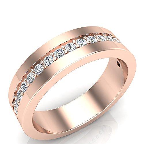 Gold 0.45 Ct Tw Diamond - 4