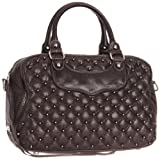 Rebecca Minkoff Jealous Shoulder Bag,Smoke,One Size, Bags Central