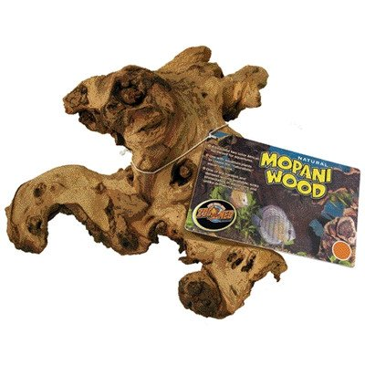 Tag Mopani Wood Aquarium [Set of 2] Size: 20-24' by Zoo Med