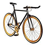 Big Shot Bikes | Premium Line | Track Bike | Single Speed or Fixed Gear | Fixie | Custom Fixed Gear Bikes | 4130 Chromoly | Small, Medium & Large
