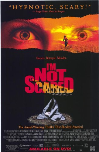 Im not Scared Dvd Poster Movie Poster Single Sided Original 27x40