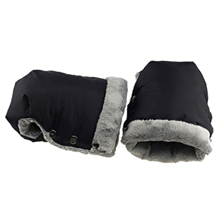 LeKing-Cochecito de bebé guantes cálidos, guantes impermeables, productos de exterior materno infantil.: Amazon.es: Bebé