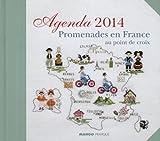 Agenda Point de croix 2014 : Promenades en France