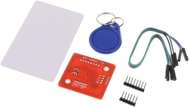 SM SunniMix PN532 Módulo RF de Antena de Lectura de Tarjeta NFC NXP RFID