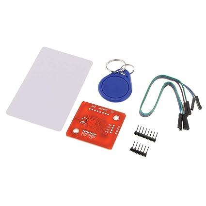 SM SunniMix PN532 Módulo RF de Antena de Lectura de Tarjeta ...