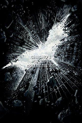 CGC Huge Poster - DC The Dark Knight Rises Batman Textless M