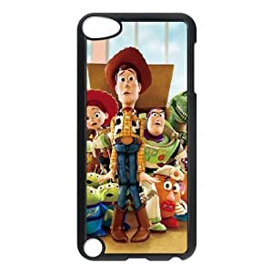 Buzz Lightyear Image On The iPod 5 Black Cell Phone Case AMW897253