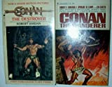 Conan the Destroyer, and Conan the Wanderer