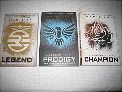 Marie lus legend trilogy books 1 3 in the series set includes marie lus legend trilogy books 1 3 in the series set includes legend prodigy and champion marie lu 0722512567955 amazon books publicscrutiny Images