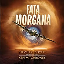 Fata Morgana Audiobook by Steven R. Boyett, Ken Mitchroney Narrated by Macleod Andrews