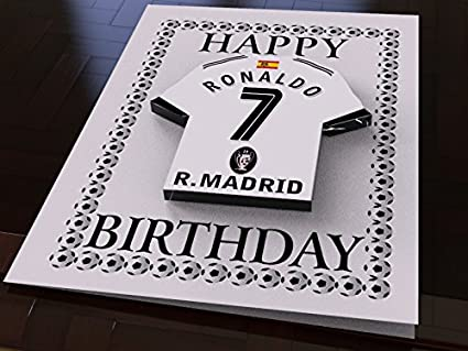 tarjetas de cumpleaños de los Equipos de la liga de ...